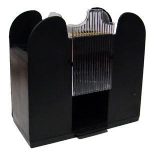Six (6) Deck Automatic Playing Card Shuffler - Shuffles 1 to 6 decks