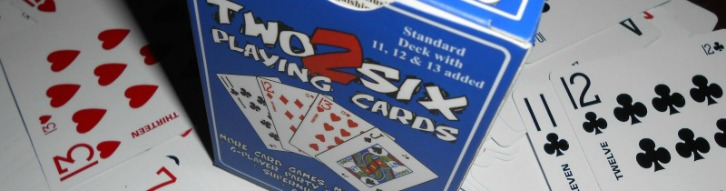 Two2Six Playing Cards title=Two2Six Playing Cards