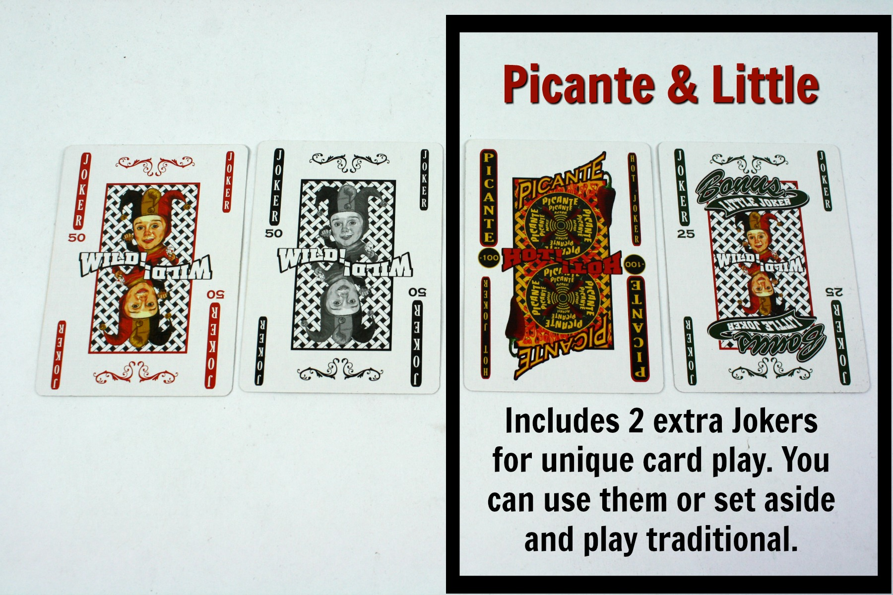 3 deck canasta playing cards