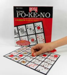 PoKeNo (Po-Ke-No) Original Poker Keno Party Game