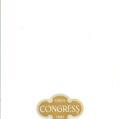 Congress Bridge Score Pads